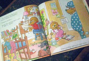 The Berenstain Bears Messy Room