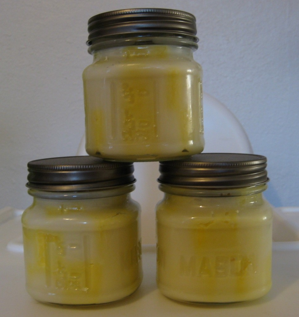 Vanilla Cake Soy Candles