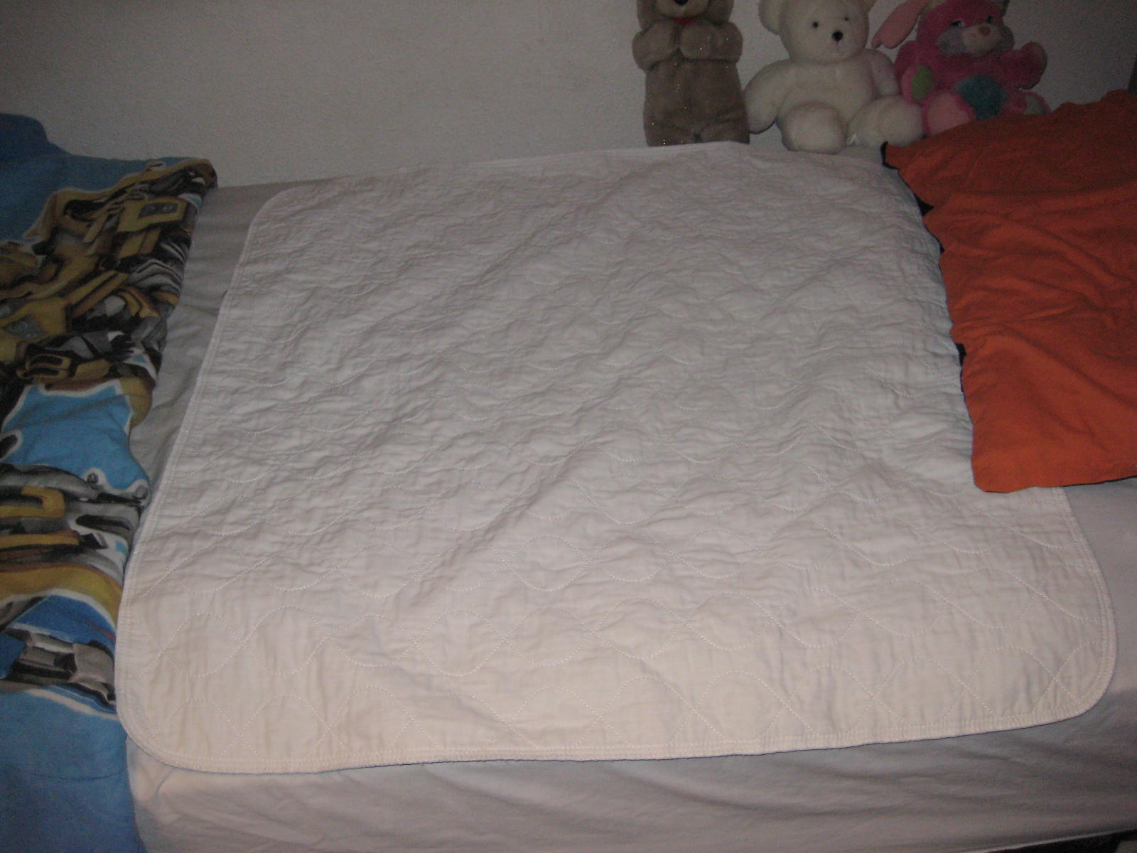 Bed Wetting Washable Bed Pad