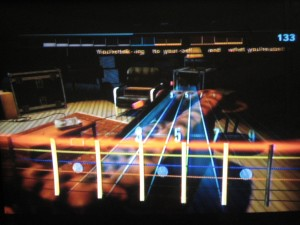 Rocksmith Game play